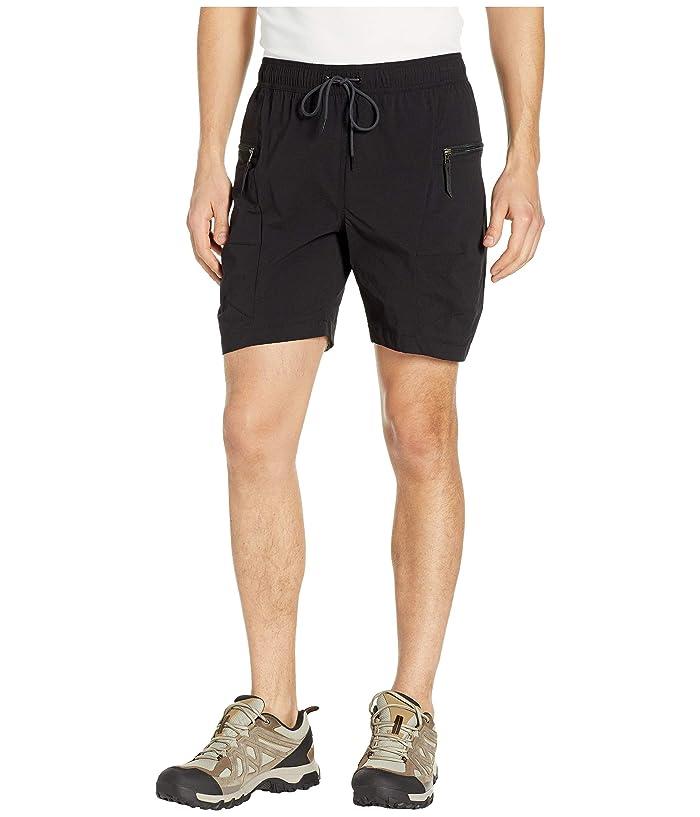 The North Face Temescal Cargo Shorts (TNF Black) Men