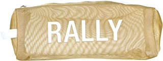 About Face Designs Rally On Gold Unisex Small Nylon Mesh Bag