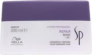 Wella SP Repair Hair Mask for Medium to Coarse Hair, 200ml