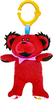 Daphyl's Grateful Dead Dancing Bear, Infant, Interactive Plush Toy