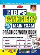 Kiran IBPS Bank Clerk Main Exam Practice Work Book English (2685)