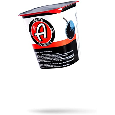 Adam's Odor Bomb, Odor Neutralizer for Car and Home, Fights Bad Odors, Eco Friendly, Pet Safe, Long Lasting, Works on All Odors