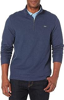 Men's Saltwater 1/4-zip Pullover Sweater