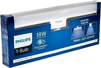 PHILIPS 18-Watts B22 LED White T-Bulb, Pack of 1