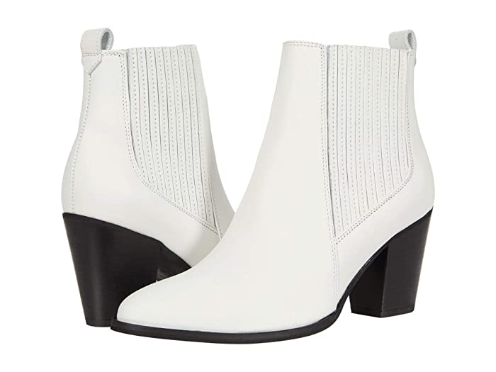 70s Shoes, Platforms, Boots, Heels | 1970s Shoes Clarks West Lo White Leather Womens Shoes $107.99 AT vintagedancer.com