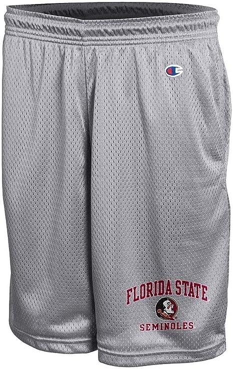 Elite Fan Shop NCAA Mens Mesh Shorts