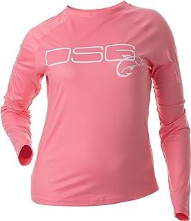 DSG Outerwear DSG Fishing Solid Shirt - Salmon   X-Small