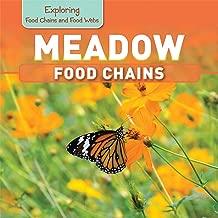 سلاسل Meadow الأطعمة (باستكشاف الطعام سلاسل و الطعام webs)