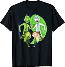 Mademark x Rick and Morty Rick and Morty vs. Toxic Rick and Morty T-Shirt