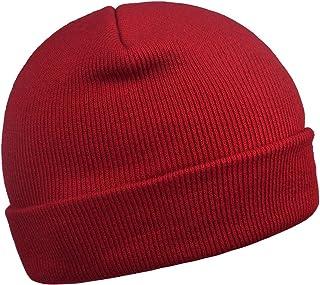 Timol Warm Winter Hat Knit Beanie Skull Cap Cuff Beanies Hats for Men and  Women d3e04b7f67f6