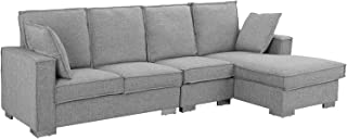 Best large l shaped couch Reviews