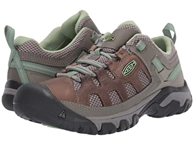 Keen Targhee Vent (Fumo/Quiet Green) Women