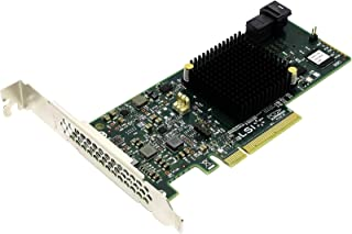 SAS, SATA, PCI Express x8, 6 Gbit//s, 1024 MB, DDR3, 1031514 h LSI Broadcom MegaRAID SAS 9271-4i SGL controlado Raid PCI Express x8 3.0 6 Gbit//s Controlador Raid