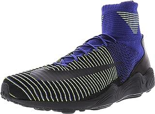 Nike Men's Zoom Mercurial XI FK, DEEP Royal Blue/Black-Volt