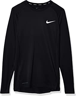 Nike Men's Long Sleeve Tight Fit Long Sleeve Knit