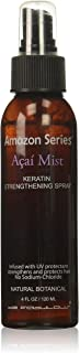 Amazon Series Acai Mist Keratin Strengthening Spray, 4 Ounce