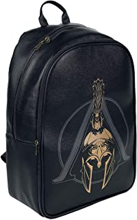 Assassins Creed Odyssey Logo Premium Backpack, Unisex, Black (Bp147866Aco) Mochila tipo casual 41 centimeters Negro (Black)