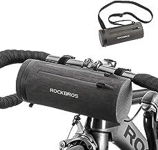 ROCKBROS 100% Waterdicht Stuur / Frametas / Schoudertas Multifunctionele Fietstas met Schouderband Voor MTB, Racefiets 2L