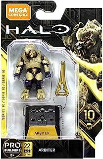 Mega Construx Halo Heroes Pro Builders Series 10 Arbiter Mini Figure GFT40