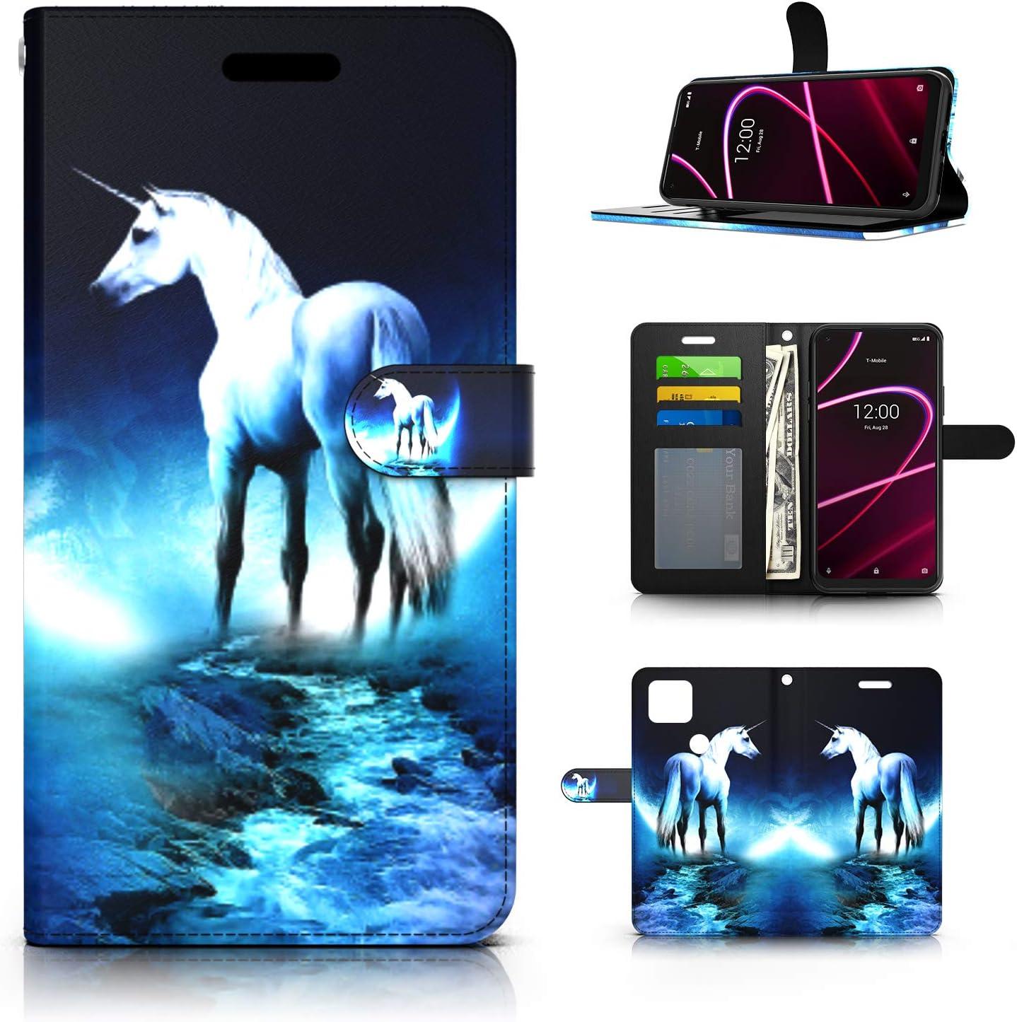 KACHEN Cell Phone Case for TCL REVVL 5G (Not for V+ 5G), Unicorn