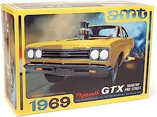 AMT 1969 Plymouth GTX Hardtop Pro Street 2T 1/25 Scale Plastic Model Kit