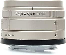 Contax 45mm Lens - f2.0
