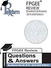RxExam's FPGEE Review - Questions & Answers 2019-2020 Edition