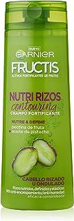 Garnier Fructis Hydra-Curls Fortifying Shampoo,360 ml