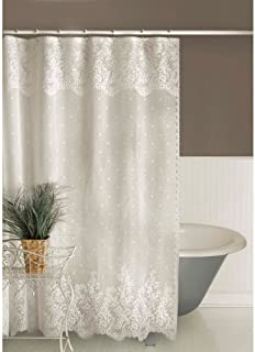 Floret Shower Curtain 72 x 72