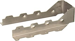Simpson Strong Tie LUS210-2SS-10 LUS210-2SS Double Shear Joist Hanger Stainless Steel (10-Pack)