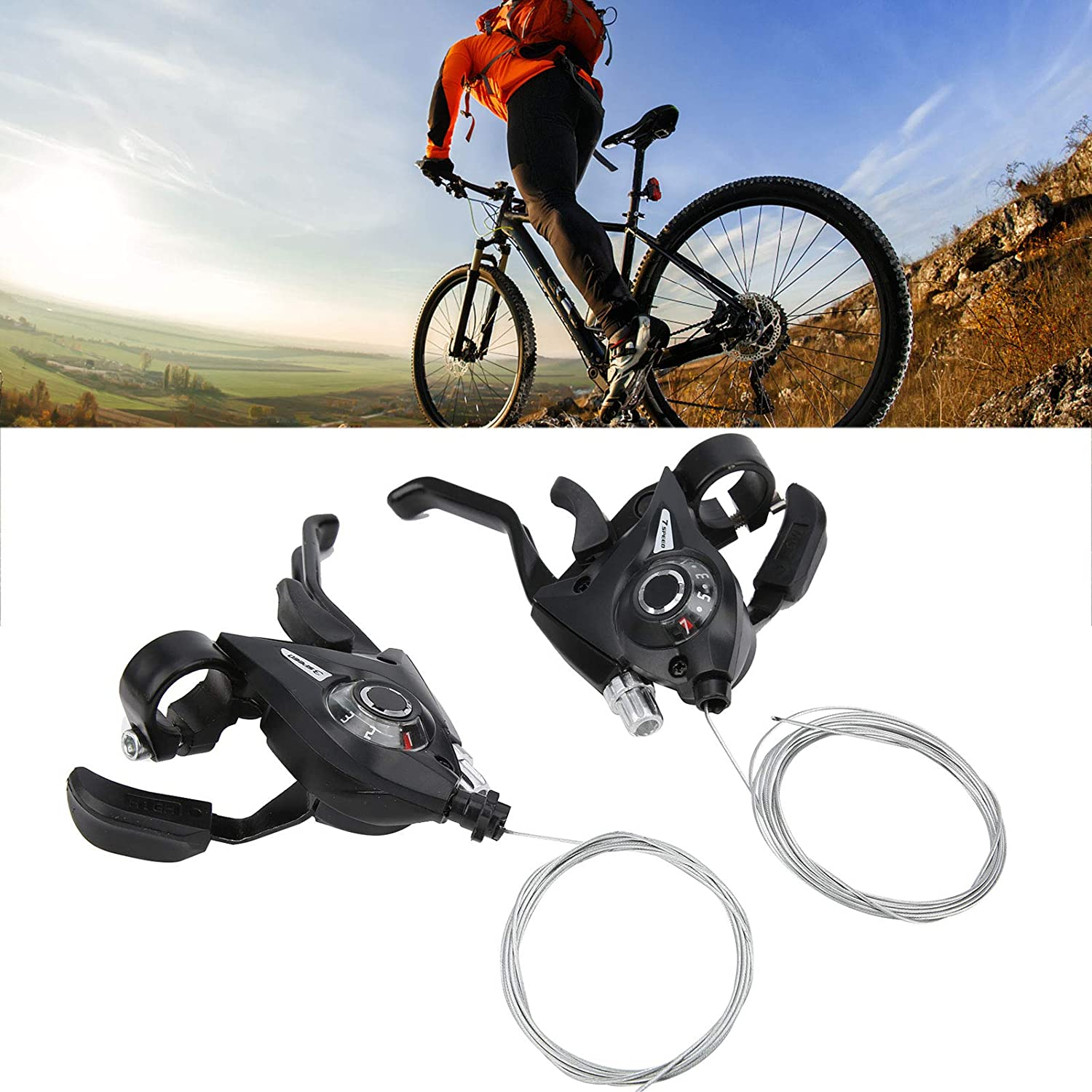 eboxer-1 3x7 21 Shifter New popularity Brake Lever Gear with Ind Display Surprise price Combo