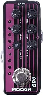 Mooer Blacknight Micro Preamp (M009)