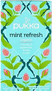 Pukka Infusion Refresh Rosa Hinojo Menta 20 Bl Bio - 400 g