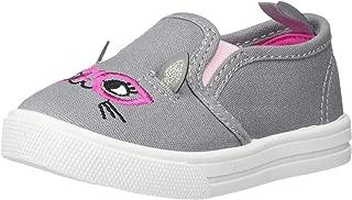 Girls' Maeve Sneaker, Grey, 11