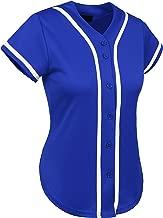 dark blue baseball jersey
