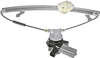 Dorman 741-307 Front Passenger Side Power Window Regulator and Motor Assembly for Select Honda Models