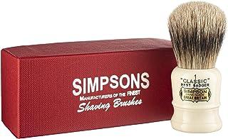 Simpson Shaving Brush - Classic Best Badger Shaving Brush (CL1B)