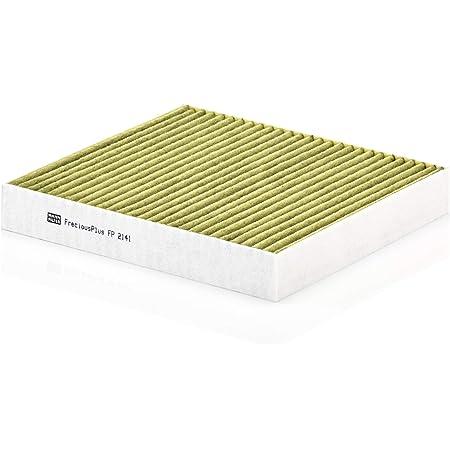 Original Mann Filter Fp 2141 Cabin Filter Freciousplus Biofunctional Pollen Filter For Cars Auto