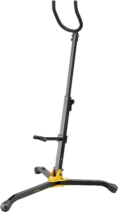 Hércules DS535B Saxofón Barítono soporte: Amazon.es ...