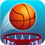 Hot Dunk - クセになるタップ&シュートバスケットボールゲーム