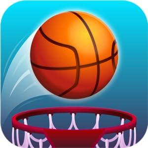 Controles simples Sesiones de juego rápidas y adictivas Genial colección de pelotas de baloncesto El juego de baloncesto más adictivo
