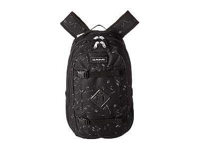 Dakine URBN Mission 18L Backpack (Slash Dot) Backpack Bags