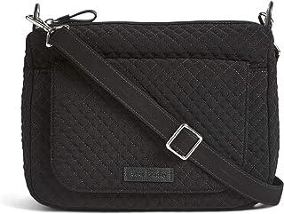Vera Bradley Women's Microfiber Carson Mini Shoulder Bag Crossbody Purse