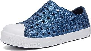 Sponsored Ad - seannel Kids Water Shoes Slip-On Sneaker LightweightBreathable Sandal Outdoor & Indoor