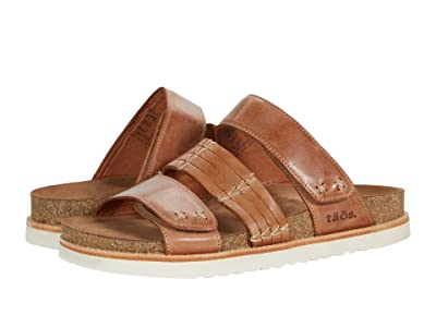 Taos Footwear Tremendous (Tan) Women