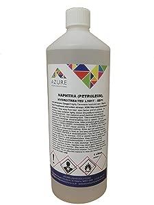 Azure Liquid Solutions Naphtha  Petroleum   Hydrotreated Light SBP3 CAS 64742-49-0-1L