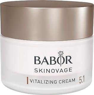 Babor Skinovage Vitalizing Cream, Verzorgingscrème Voor Het Vitaliseren Van De Vermoeide En Doffe Huid, 50 ml