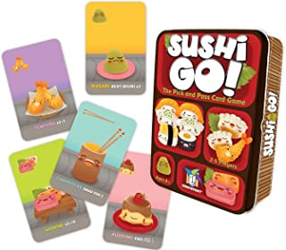 Gamewright Unisex-Children Sushi Go Card Game