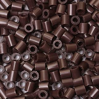 brown perler beads