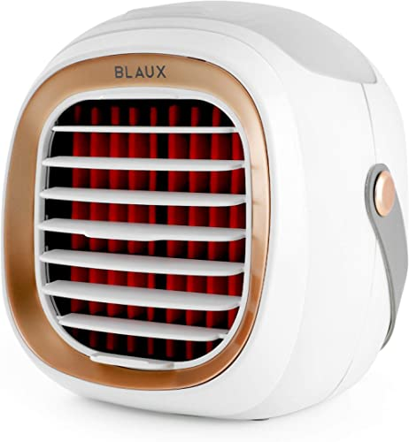 BLAUX Portable AC G2 - Blast Auxiliary Portable Air Conditioner for Fast Cooling | 2000 mAh USB Battery Powered Porta...